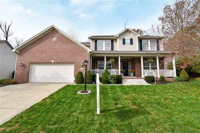 6480 Turning Leaf Lane, Indianapolis, IN 46236 (MLS #21750649) :: The ORR Home Selling Team