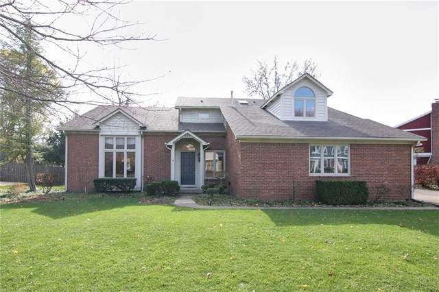 517 Cedar Lake Court, Carmel, IN 46032 (MLS #21750680) :: The ORR Home Selling Team