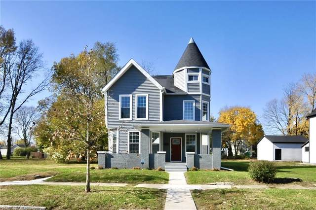 2732 N Guilford Avenue, Indianapolis, IN 46205 (MLS #21750687) :: Ferris Property Group