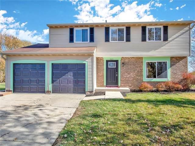 1413 Beechwood, Brownsburg, IN 46112 (MLS #21750693) :: Ferris Property Group