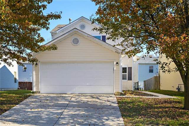 4483 Connaught East D, Plainfield, IN 46168 (MLS #21750694) :: The ORR Home Selling Team