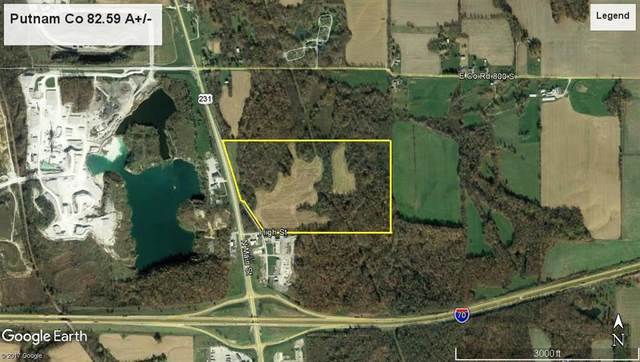 0 Us 231, Cloverdale, IN 46120 (MLS #21750702) :: Mike Price Realty Team - RE/MAX Centerstone