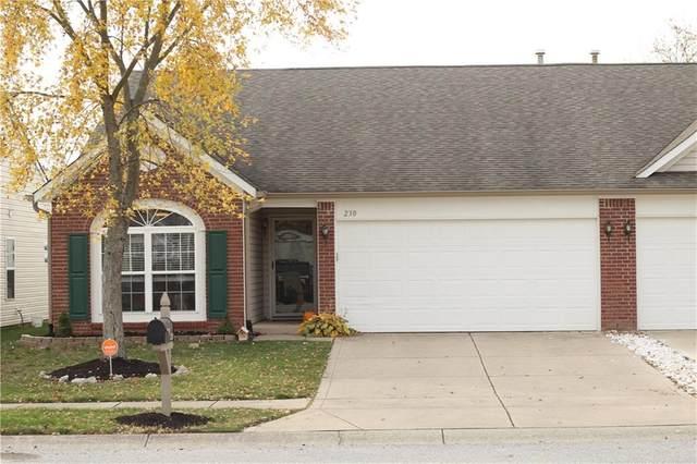 230 Rapid Rill Lane, Brownsburg, IN 46112 (MLS #21750714) :: The ORR Home Selling Team