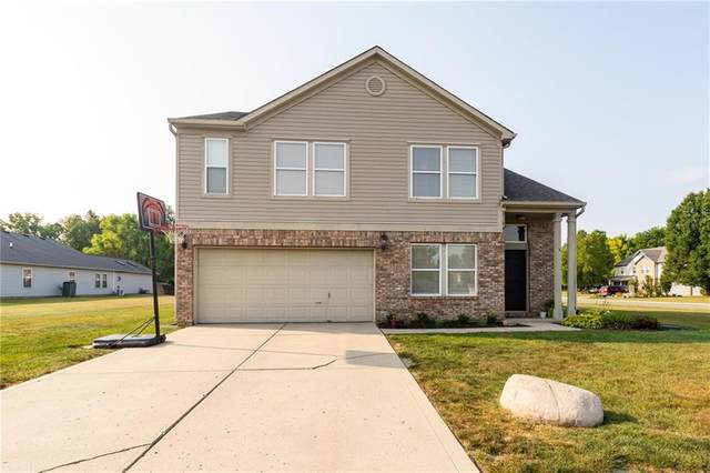 3 Atherton Court, Brownsburg, IN 46112 (MLS #21750724) :: The ORR Home Selling Team