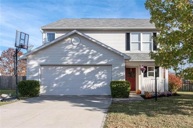 247 Broadmoor Bend, Pittsboro, IN 46167 (MLS #21750729) :: The ORR Home Selling Team