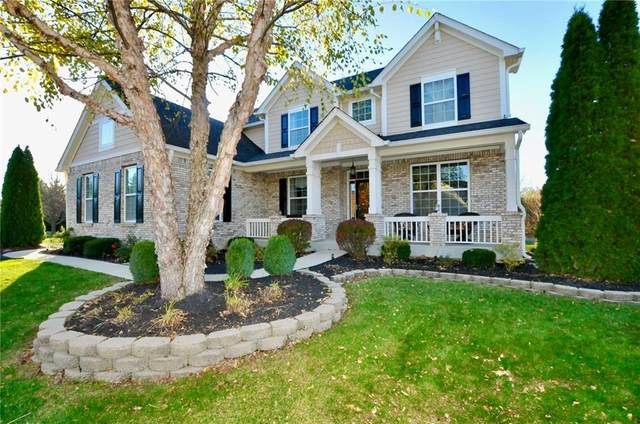16981 Folly Brook Road, Noblesville, IN 46060 (MLS #21750743) :: Realty ONE Group Dream