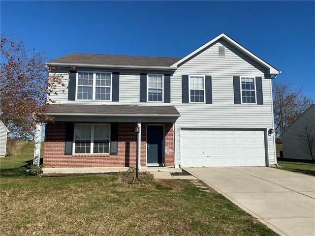 160 Lockerbie Lane, Pittsboro, IN 46167 (MLS #21750755) :: The ORR Home Selling Team
