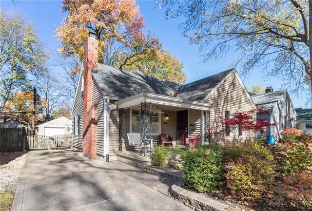 2420 E Northgate Street, Indianapolis, IN 46220 (MLS #21750765) :: AR/haus Group Realty