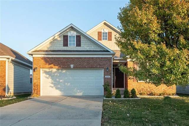 3481 Windy Knoll Lane, Carmel, IN 46074 (MLS #21750772) :: The Indy Property Source