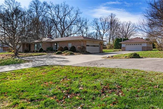 1211 N Scatterfield Road, Anderson, IN 46012 (MLS #21750774) :: AR/haus Group Realty