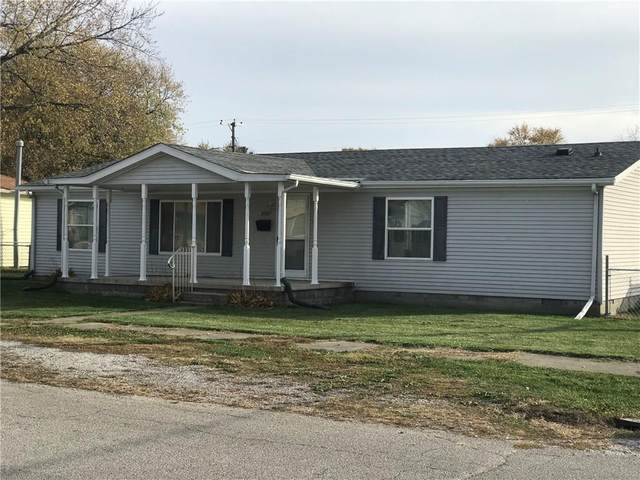 2207 S F Street, Elwood, IN 46036 (MLS #21750784) :: Ferris Property Group
