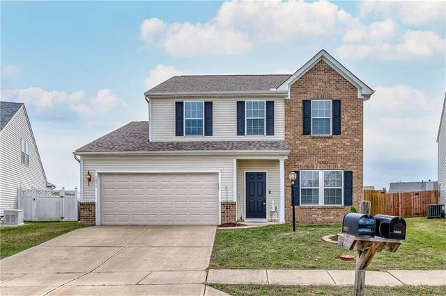 7871 Danube Street, Indianapolis, IN 46239 (MLS #21750789) :: The ORR Home Selling Team