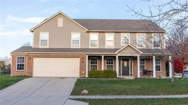 13695 Mcdowell Drive, Fishers, IN 46038 (MLS #21750791) :: The ORR Home Selling Team