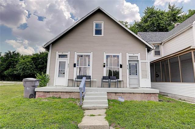 937 S Church Street, Indianapolis, IN 46225 (MLS #21750801) :: The Evelo Team