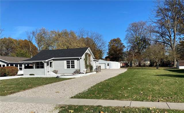 329 N Gibson Avenue, Indianapolis, IN 46219 (MLS #21750805) :: The ORR Home Selling Team