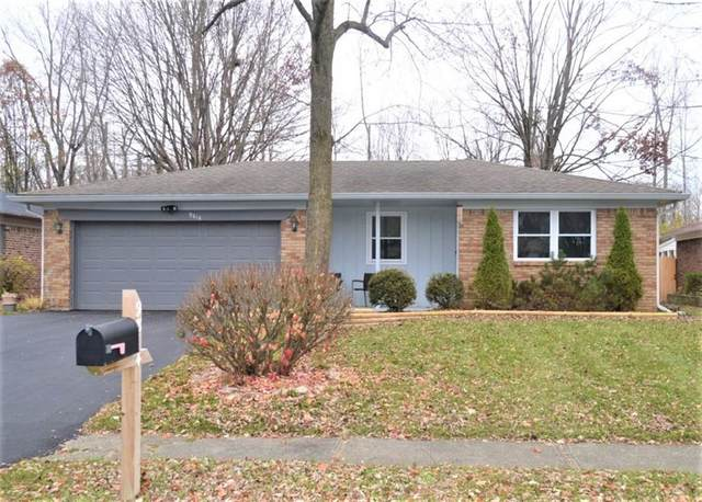 9814 E 17th Street, Indianapolis, IN 46229 (MLS #21750818) :: Heard Real Estate Team   eXp Realty, LLC