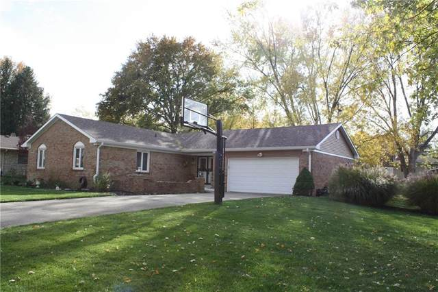 8626 Royal Meadow Drive, Indianapolis, IN 46217 (MLS #21750823) :: The ORR Home Selling Team