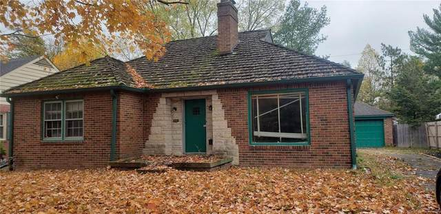 5815 N Illinois Street, Indianapolis, IN 46208 (MLS #21750830) :: RE/MAX Legacy