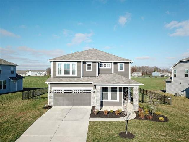 15428 Eastpark Circle W, Fishers, IN 46037 (MLS #21750852) :: Ferris Property Group