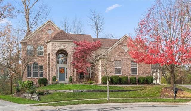 9637 Winsome Court, Indianapolis, IN 46256 (MLS #21750859) :: The ORR Home Selling Team