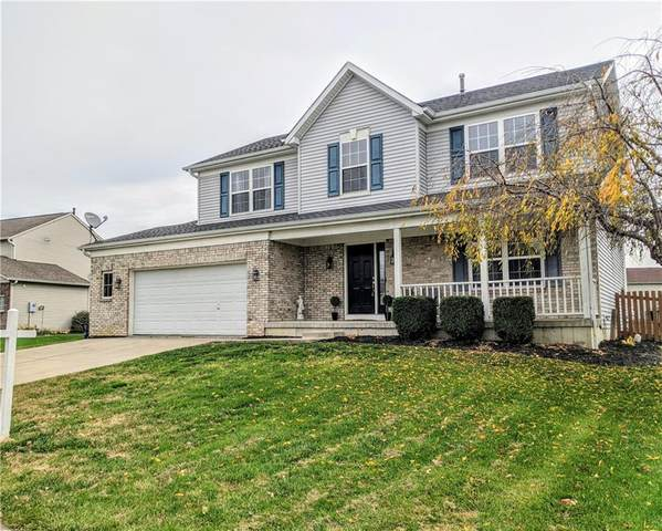 6575 Crosswinds Court, Avon, IN 46123 (MLS #21750873) :: Heard Real Estate Team | eXp Realty, LLC
