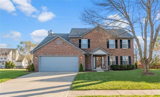 12359 Misty Way, Indianapolis, IN 46236 (MLS #21750876) :: The ORR Home Selling Team
