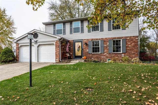 8808 Meadowridge Lane, Indianapolis, IN 46217 (MLS #21750885) :: The Evelo Team