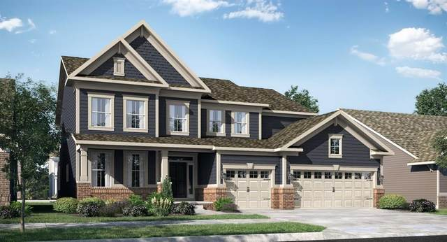 16599 Dominion Drive, Fortville, IN 46040 (MLS #21750887) :: The Evelo Team