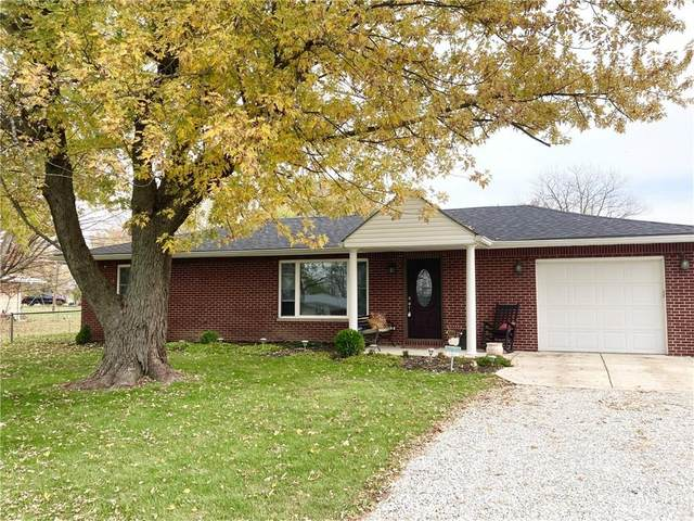 6307 Maple Lawn Road, Indianapolis, IN 46241 (MLS #21750890) :: The ORR Home Selling Team