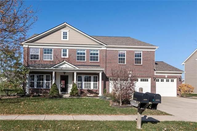 10694 Ballard Drive, Brownsburg, IN 46112 (MLS #21750903) :: The ORR Home Selling Team
