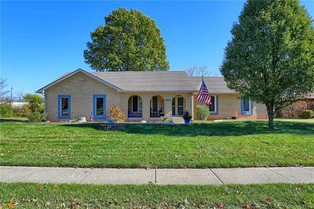 3351 Acacia Drive, Indianapolis, IN 46214 (MLS #21750907) :: The Evelo Team