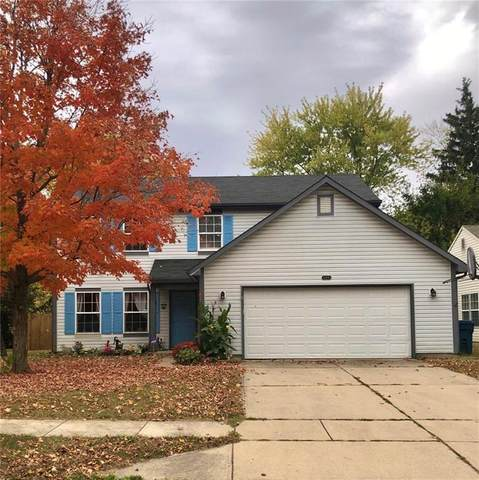 8309 Country Meadows Drive, Indianapolis, IN 46234 (MLS #21750908) :: AR/haus Group Realty