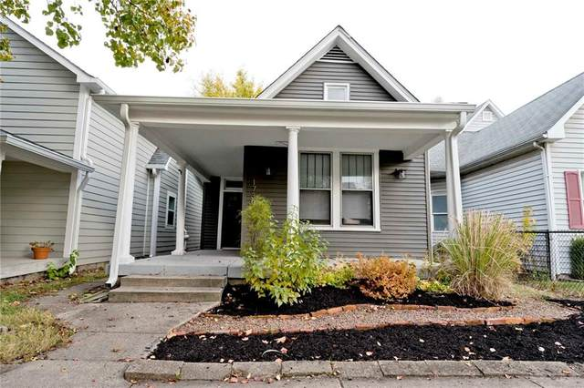 1730 Hoyt Avenue, Indianapolis, IN 46203 (MLS #21750919) :: The ORR Home Selling Team