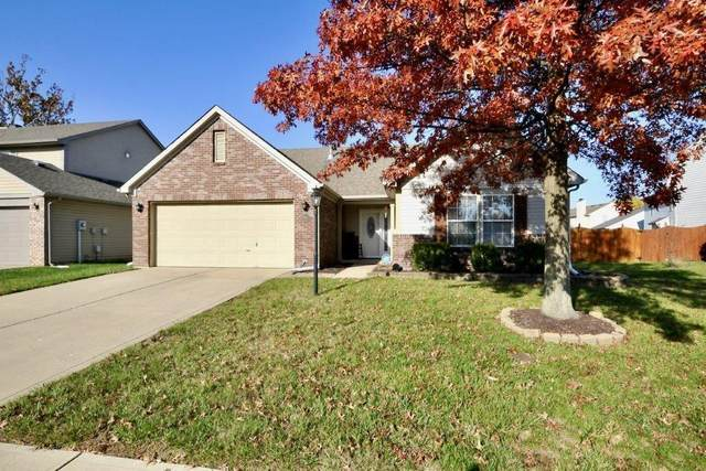 626 Jack Pine Court, Indianapolis, IN 46224 (MLS #21750922) :: The ORR Home Selling Team