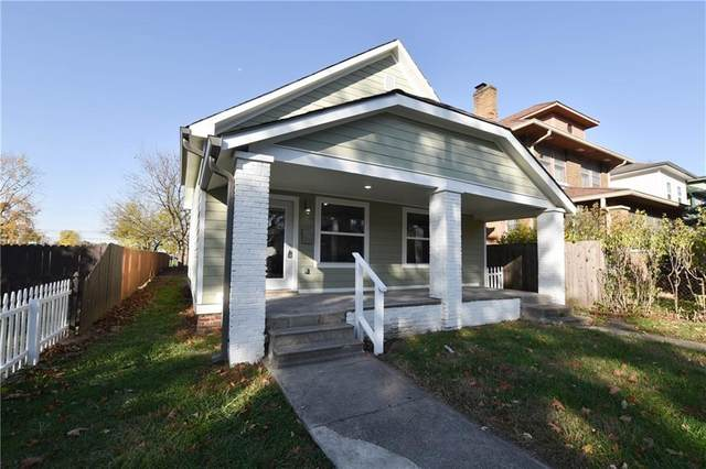 1342 Union Street, Indianapolis, IN 46225 (MLS #21750934) :: AR/haus Group Realty