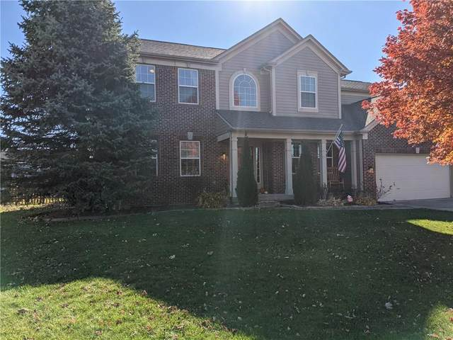 14264 Autumn Woods Drive, Carmel, IN 46074 (MLS #21750943) :: The Evelo Team