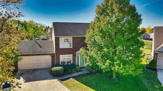6116 Bartley Ct, Indianapolis, IN 46236 (MLS #21750952) :: The ORR Home Selling Team
