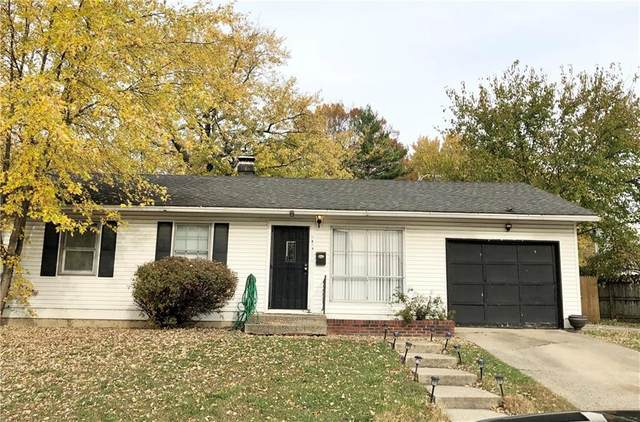 5654 Alpine Avenue, Indianapolis, IN 46224 (MLS #21750955) :: The ORR Home Selling Team