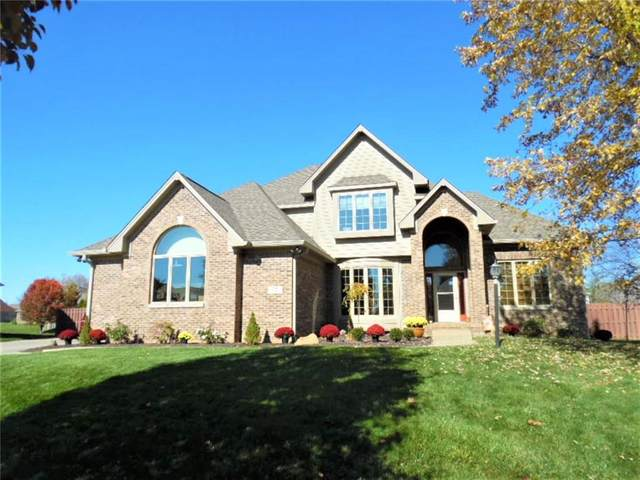 7611 Stones River Court, Indianapolis, IN 46259 (MLS #21750956) :: Richwine Elite Group