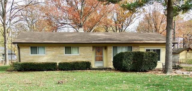 3641 N Hartman Drive, Indianapolis, IN 46226 (MLS #21750971) :: Richwine Elite Group