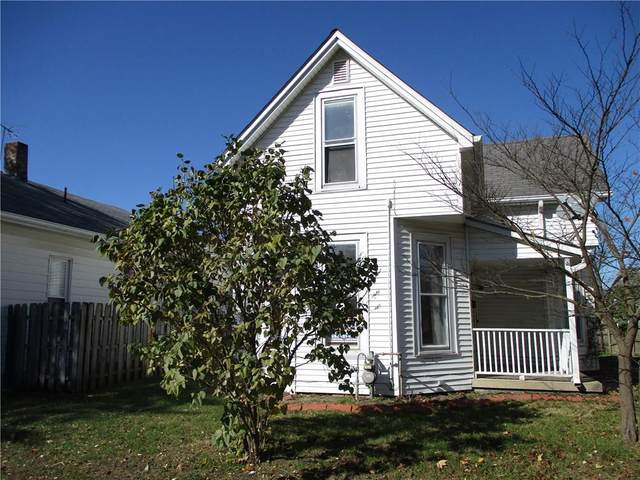 460 W Washington Street, Shelbyville, IN 46176 (MLS #21750972) :: Mike Price Realty Team - RE/MAX Centerstone