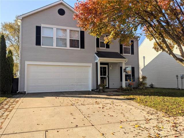 10941 Clear Spring Drive, Camby, IN 46113 (MLS #21750979) :: Anthony Robinson & AMR Real Estate Group LLC