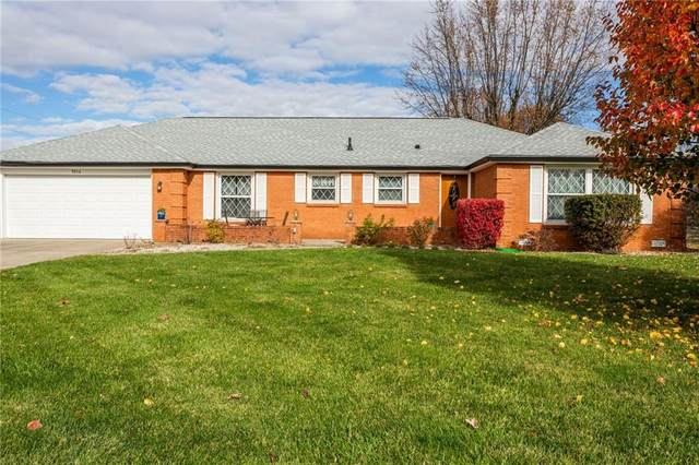 9016 Surrey Drive, Pendleton, IN 46064 (MLS #21750994) :: The ORR Home Selling Team