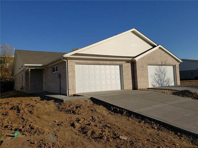 733 Disciple's Way, Greenwood, IN 46143 (MLS #21750999) :: Anthony Robinson & AMR Real Estate Group LLC
