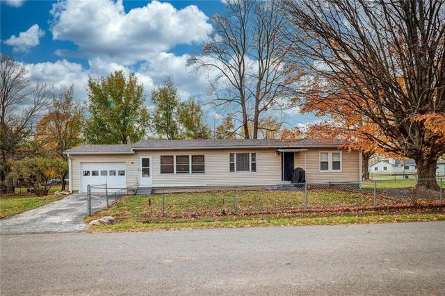 7401 E Oak Avenue, Indianapolis, IN 46219 (MLS #21751031) :: The ORR Home Selling Team