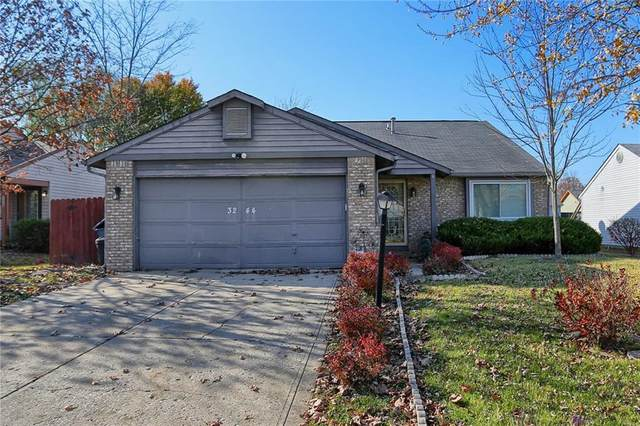 3244 Moccasin Court, Indianapolis, IN 46235 (MLS #21751054) :: Richwine Elite Group