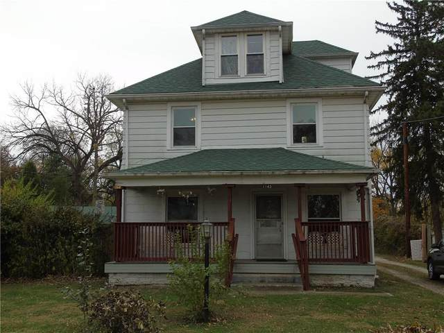 1143 E Epler Avenue, Indianapolis, IN 46227 (MLS #21751067) :: The ORR Home Selling Team