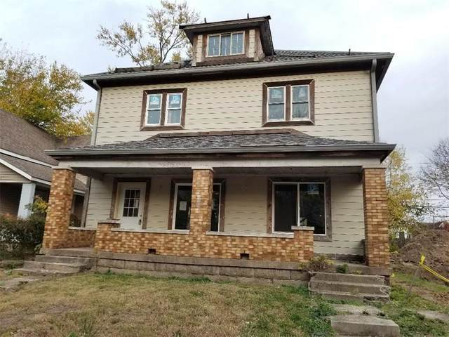 427 N State Avenue, Indianapolis, IN 46201 (MLS #21751070) :: Richwine Elite Group
