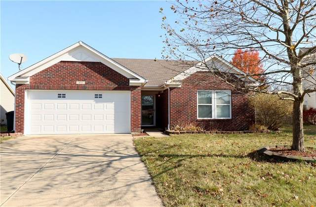 673 Indigo Court, Greenfield, IN 46140 (MLS #21751099) :: The ORR Home Selling Team
