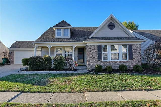 11246 Spring Blossom Lane, Fishers, IN 46038 (MLS #21751106) :: Realty ONE Group Dream
